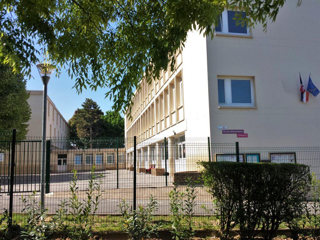 Ecole primaire Ordener 2017
