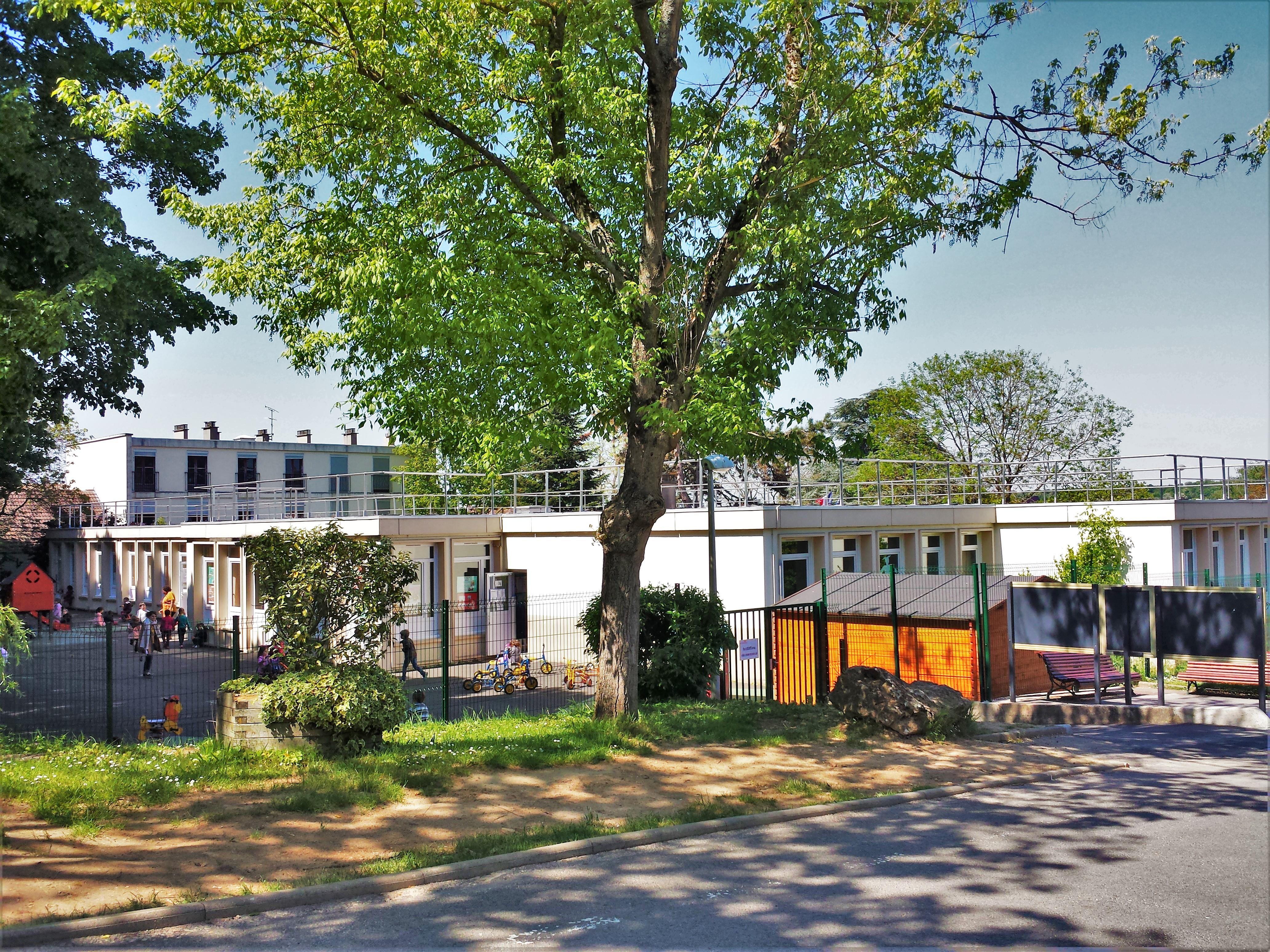 Ecole maternelle Ordener 2017