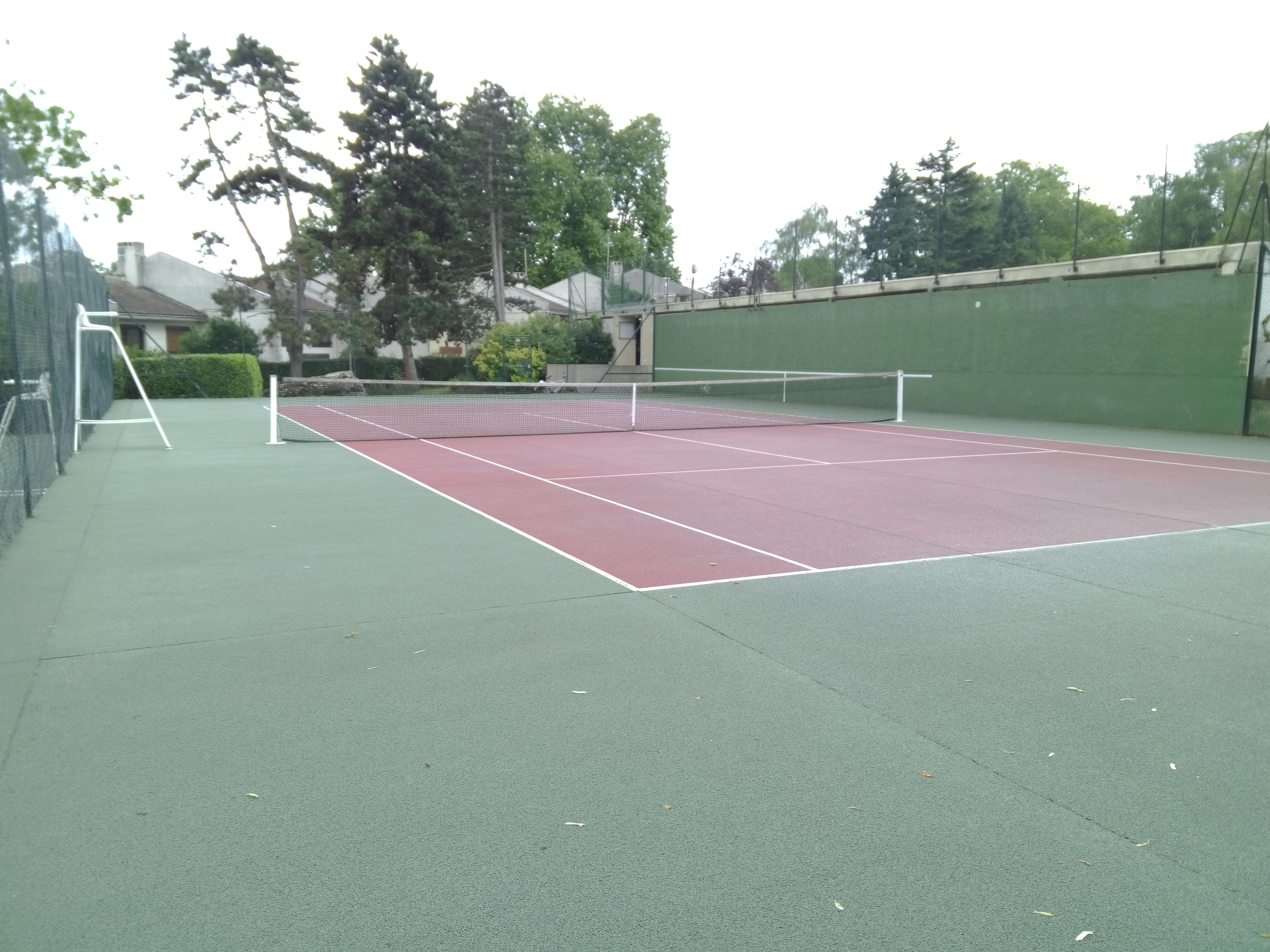 Tournoi Tennis 2016