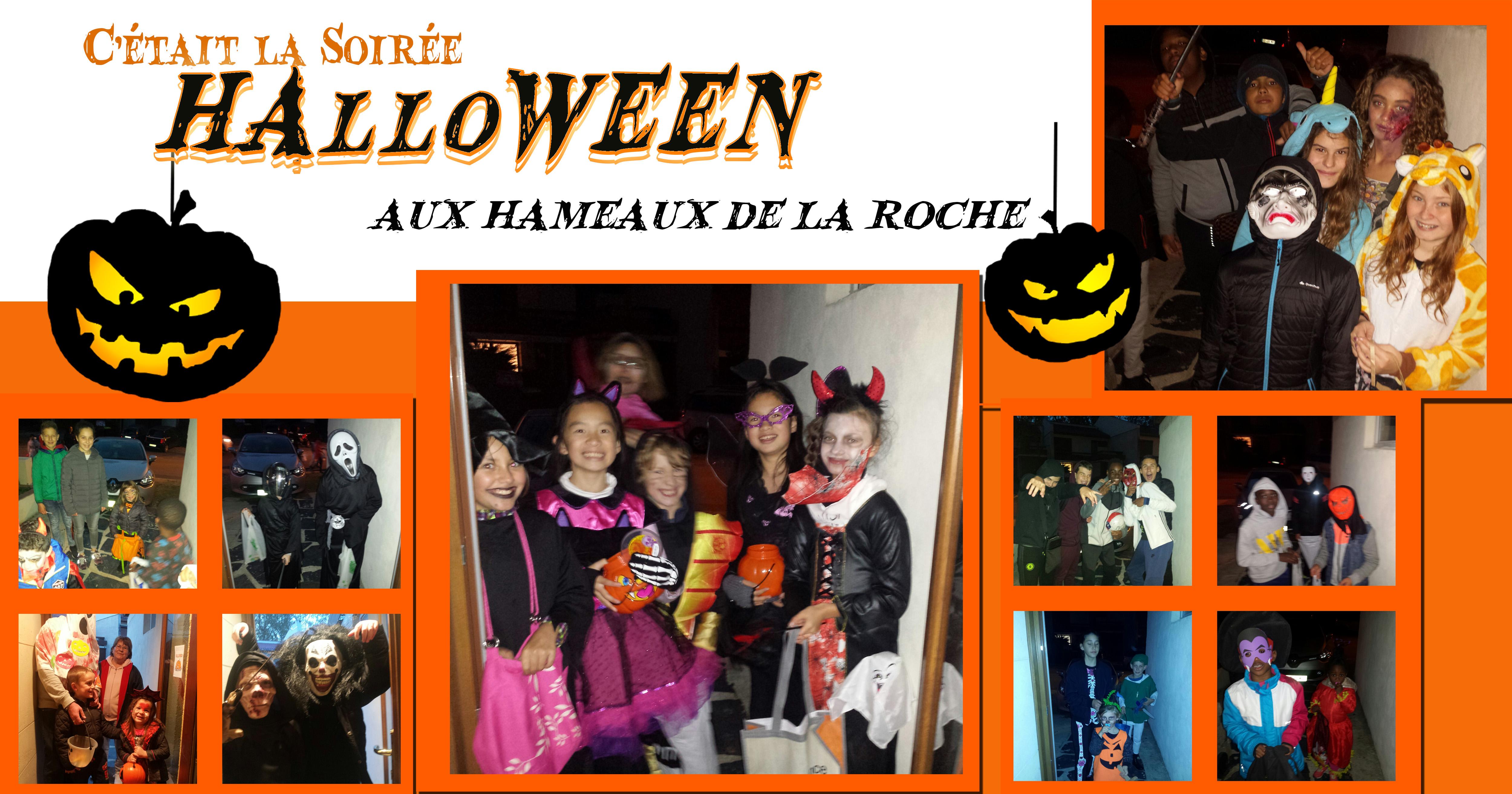 Le défilé des petits monstres Halloween 2017