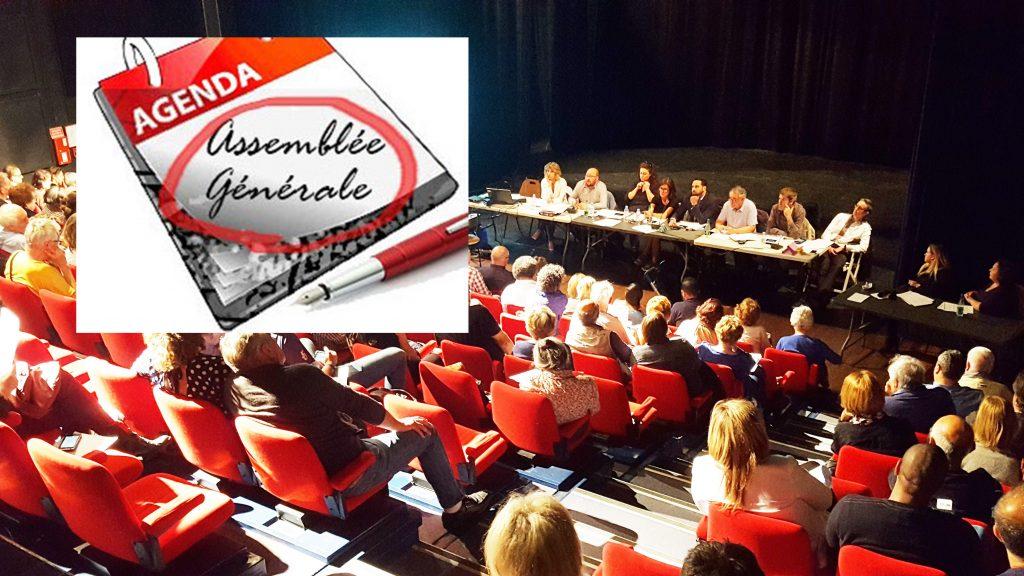 Assemblée Générale de l'ASL Hameaux de la Roche @ MJC, 10 Place Jacques Brel,