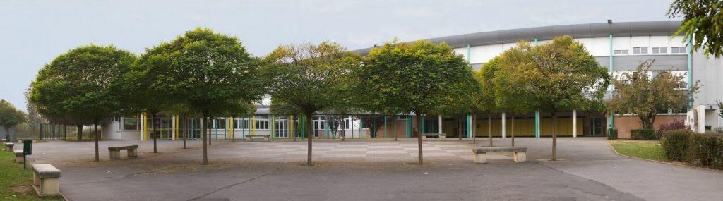 Panoramique le college - Le Village - Evry 2