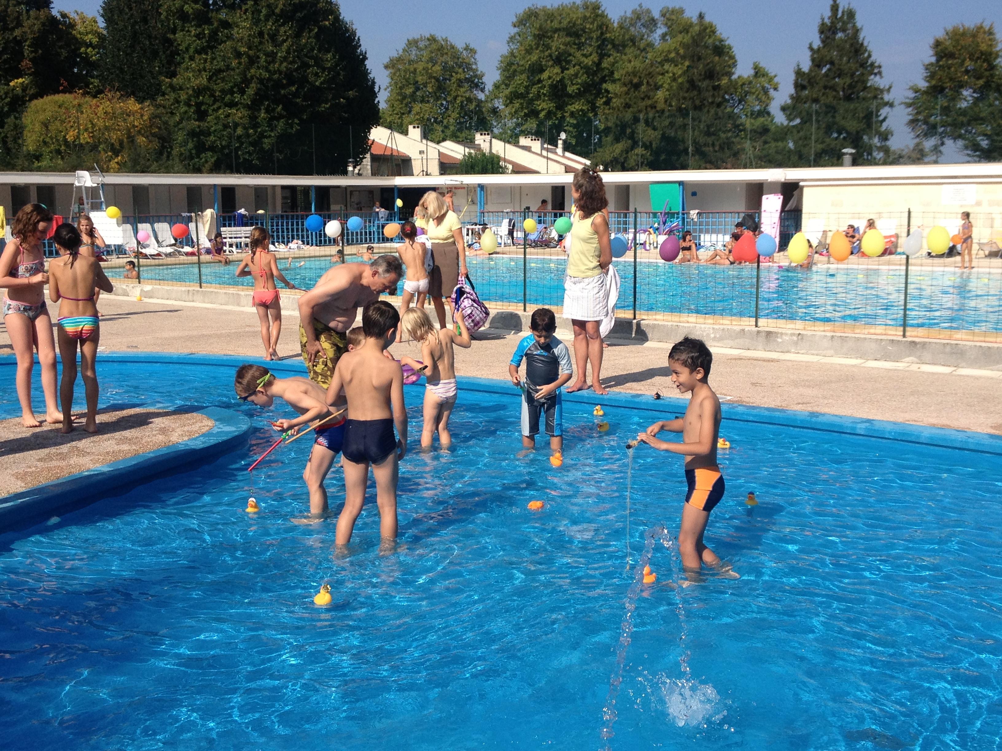 fête de la piscine 2014