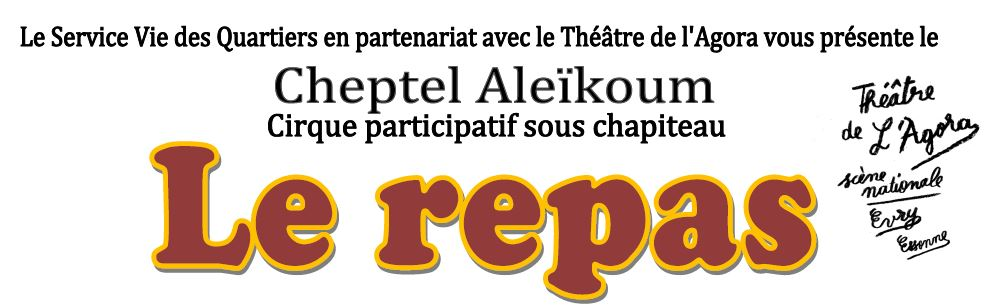Spectacle « LE REPAS »