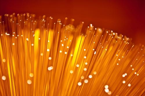 fibres optiques zoom