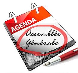 agenda assemblee generale