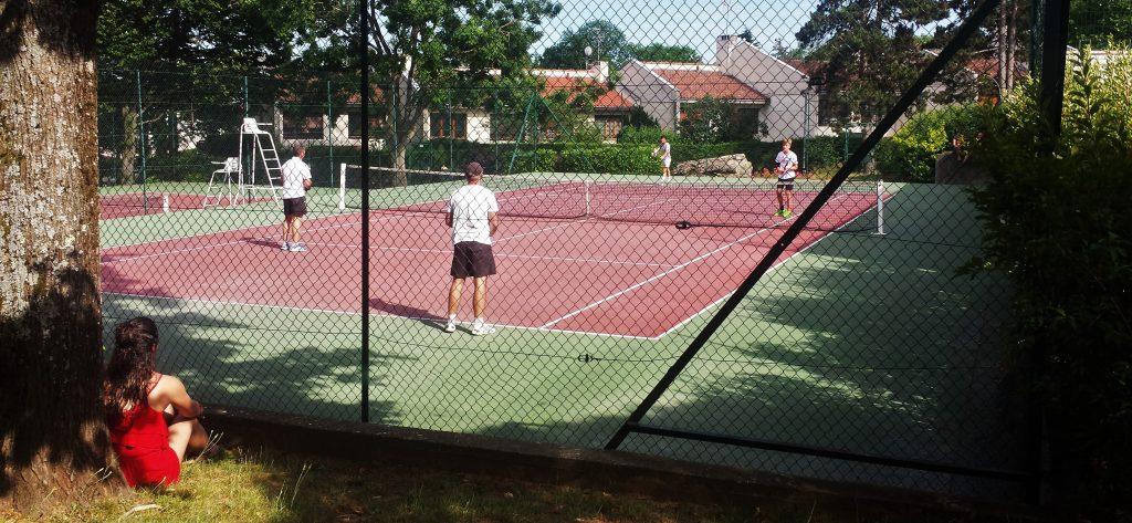 tennis double messieurs