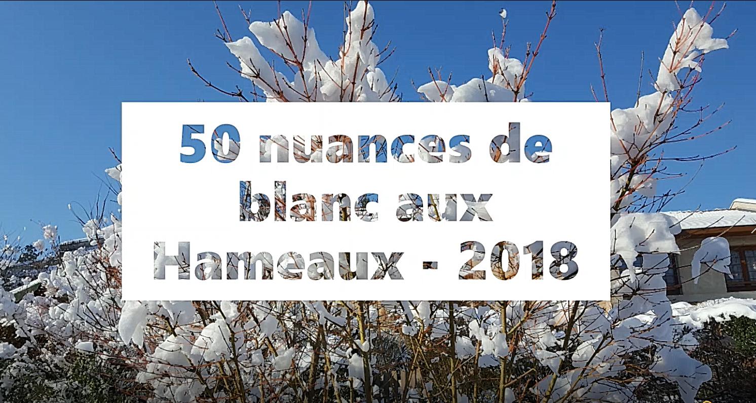 neige-50 nuances de blanc aux Hameaux