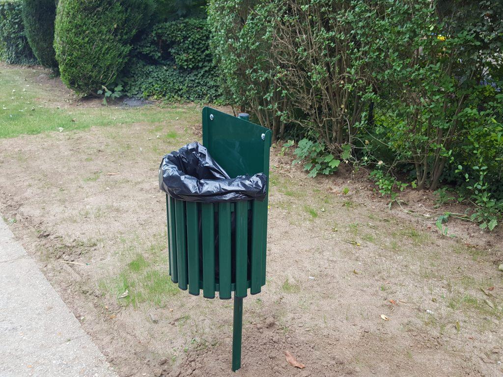 installation-de-poubelles