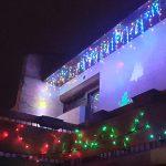 illuminations de Noël 2018 aux Hameaux